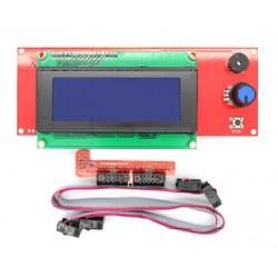 Ecran de controle LCD 2004