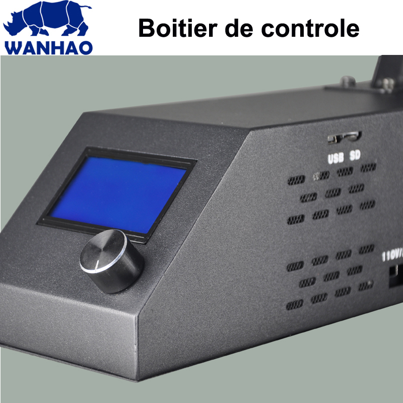 le boitier de controle de la Wanhao