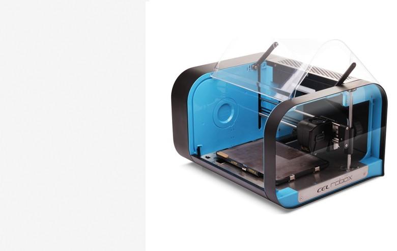 Cel robox l'imprimante plug and play